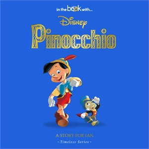 Personalized Timeless Pinocchio Book