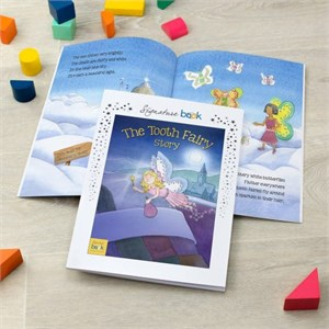 Personalized Tooth Fairy Book