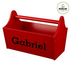 Kidkraft Personalized Toy Caddy