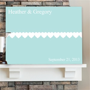 Personalized Wall Art - Follow Your Heart