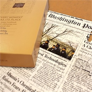 Personalized Washington Post Jigsaw Puzzle