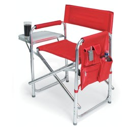 Picnic Time Sports Chair - Riviera Edition