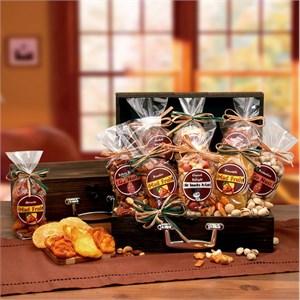 Premium Fruit & Nuts Gift Chest