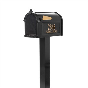 Personalized Premium Mailbox Package