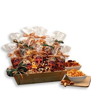 Premium Nuts & Snacks Assortment