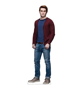 Riverdale Archie Andrews Cardboard Cutout
