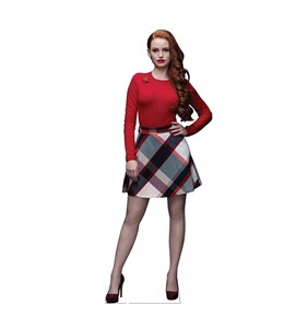 Riverdale Cheryl Blossom Cardboard Cutout