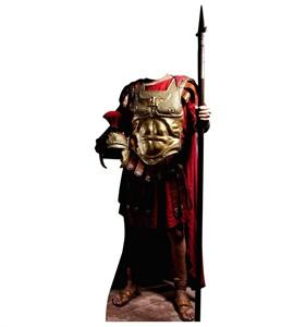Roman Soldier Standin Cardboard Cutout