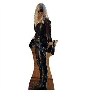Sara Lance Black Canary Arrow Cardboard Cutout