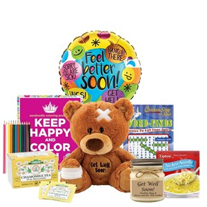 Sending Good Vibes Get Well care Package