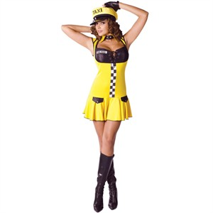 Sexy Taxi Driver Costume