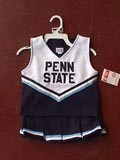Penn State University Child Cheerleader Uniform