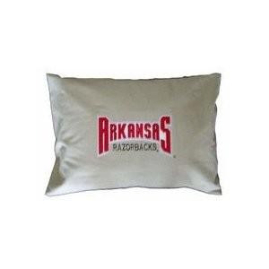 Arkansas University Travel Pillow