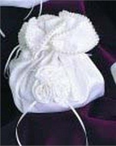 Satin Rose Collection Pouch