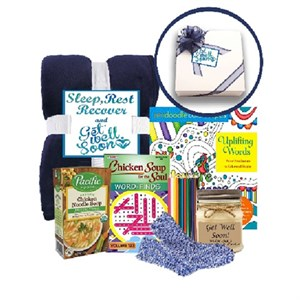 Sleep, Rest, Recover & Get Well Soon Gift Set