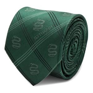 Slytherin Plaid Tie