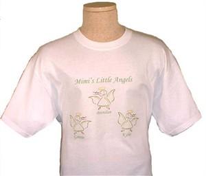 Personalized Little Angels and Little Devils T-Shirt/Sweatshirt