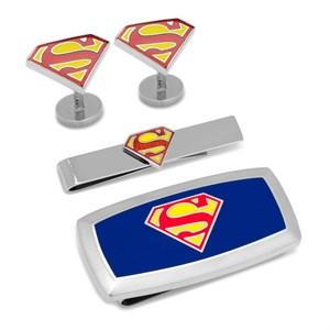 Superman Shield 3-Piece Gift Set