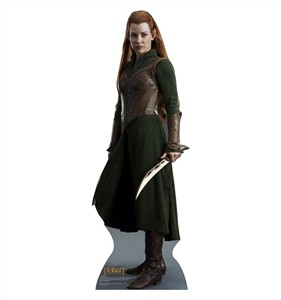 Tauriel The Hobbit: The Desolation of Smaug Cardboard Cutout