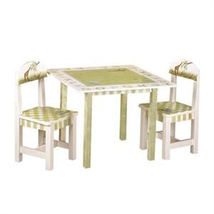 Teamson Child Table - Alphabet Collection
