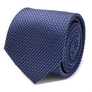 The Mitchell Tie (Iridescent Basketweave Men's Tie)