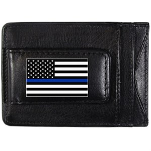 Thin Blue Line Police Wallet