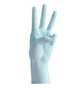 Three Fingers Cardboard Cutout