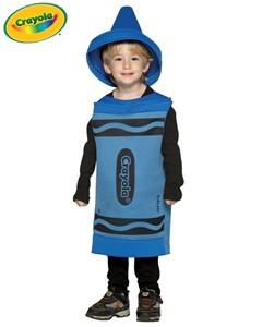 Toddler Crayola Crayon Costume - Blue