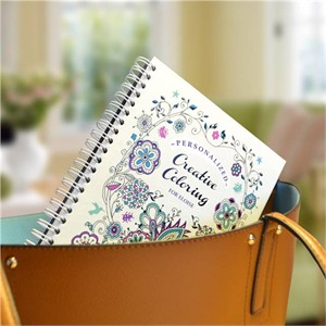 Travel Personalized Coloring Book