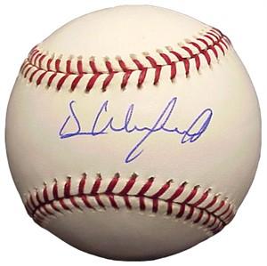 Dave Winfield Autographed Rawlings American League Baseball