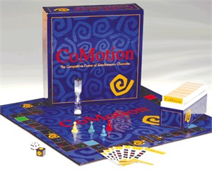CoMotion Board Game