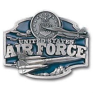 U.S. Air Force Enameled Belt Buckle