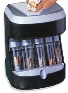 Ultrasorter Motorized Coin Sorter