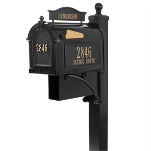 Personalized Ultimate Mailbox Package