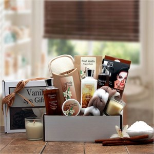Vanilla Spa Gift Box