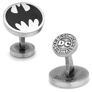 Vintage Batman Logo Cufflinks
