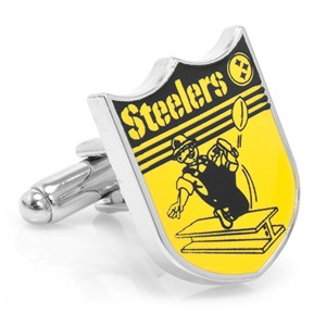 Vintage Pittsburgh Steelers Cufflinks