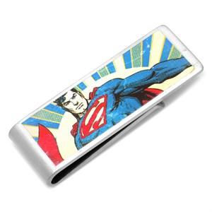 Vintage Superman Money Clip