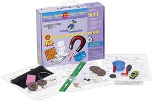 Recycling, Scientific Measurements, Magnets Science Kit
