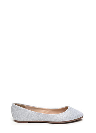 Flawless Round Toe Ballet Flats