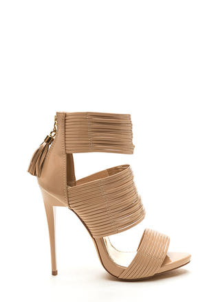 Style Savvy Strappy Heels