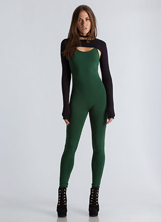 One For The Show Full Bodysuit
