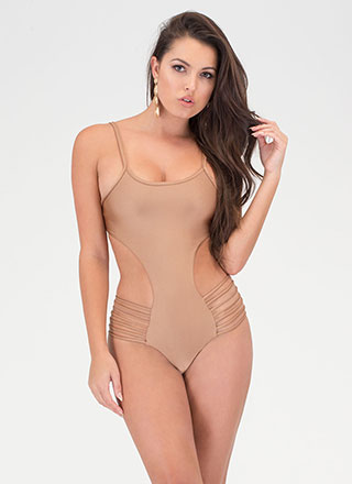 Hit The Surf One-Piece Swimsuit
