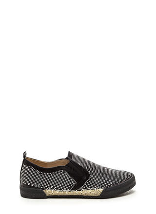 Casual Date Slip-On Sneakers