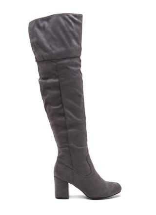 Edge Of Glory Over-The-Knee Boots