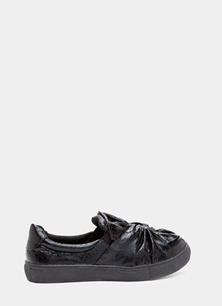 Knot Your Average Slip-On Sneakers