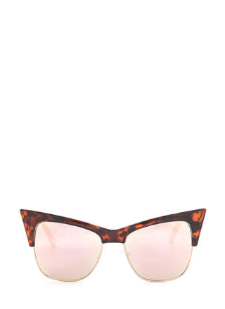Cat's Meow Brow Bar Sunglasses