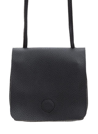 Daily Dose Faux Leather Crossbody Bag