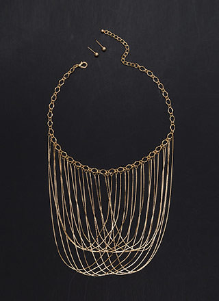 New Chain-ge Layered Necklace Set