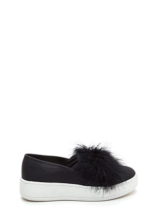 Feather Forecast Platform Sneakers